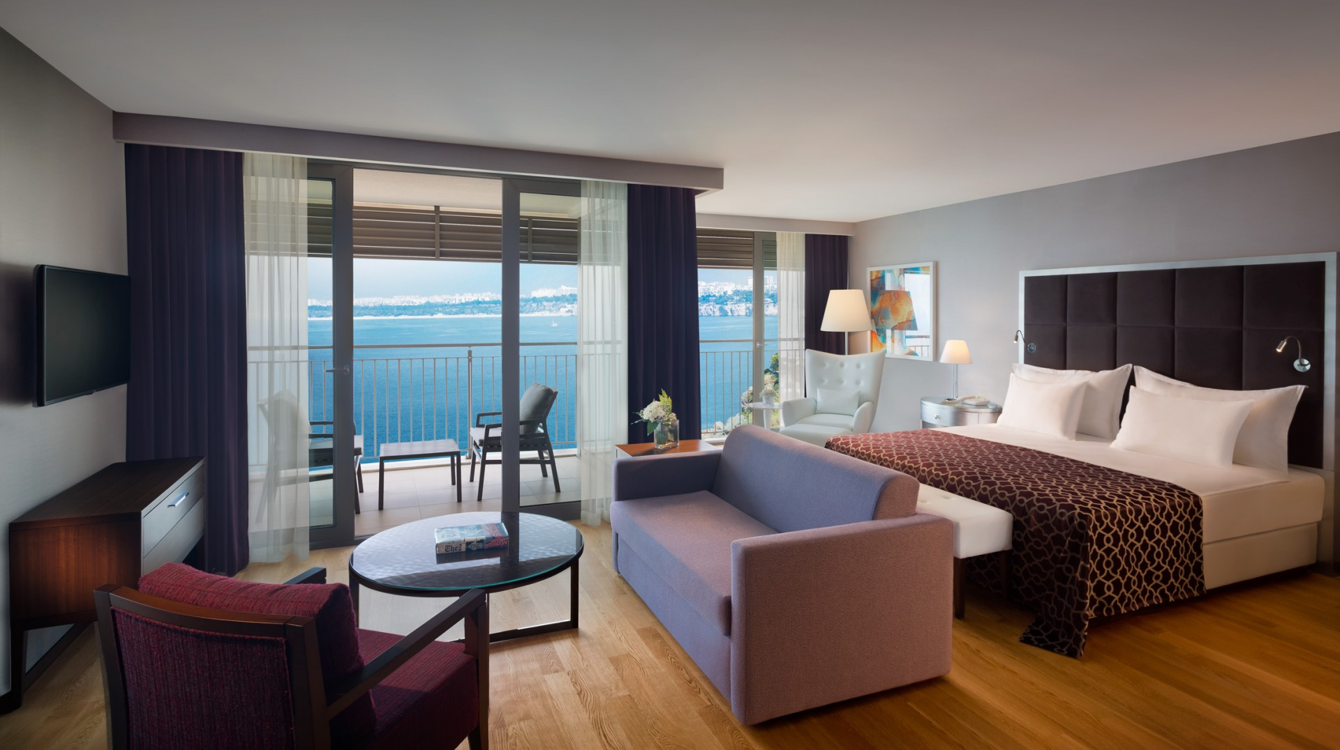 Akra Barut Hotel | Mediterranean Suite