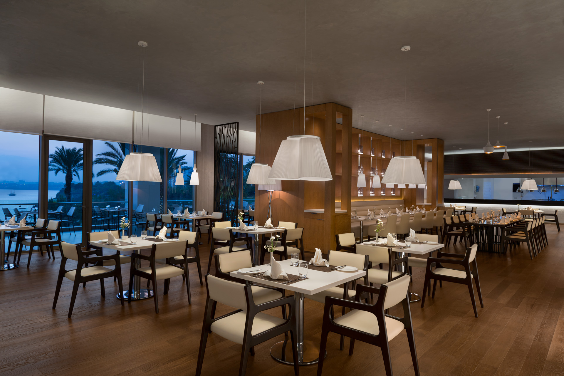 Akra Barut Hotel | Bistro