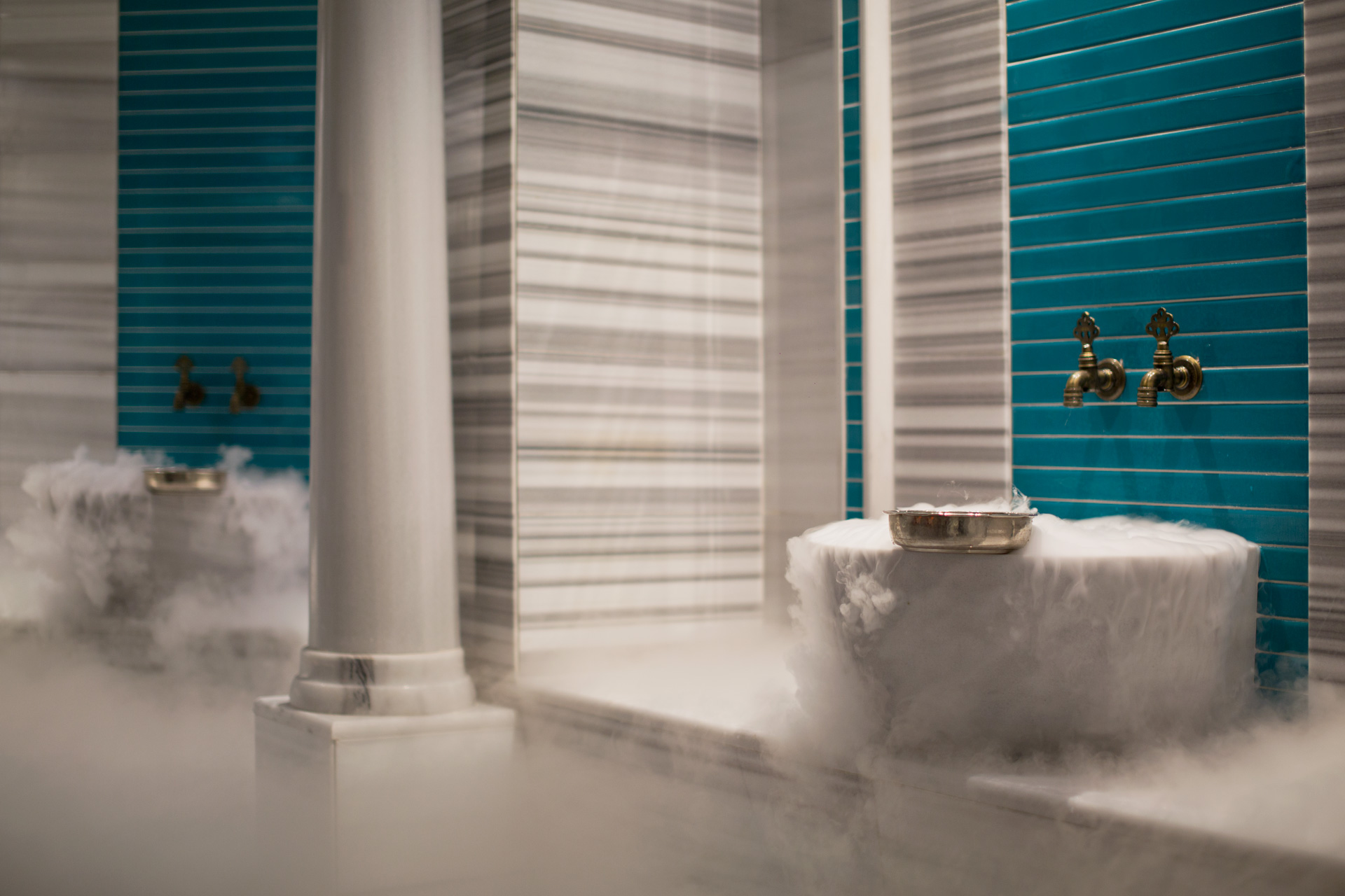 Barut Hotel Fethiye Sensatori | Turkish Bath