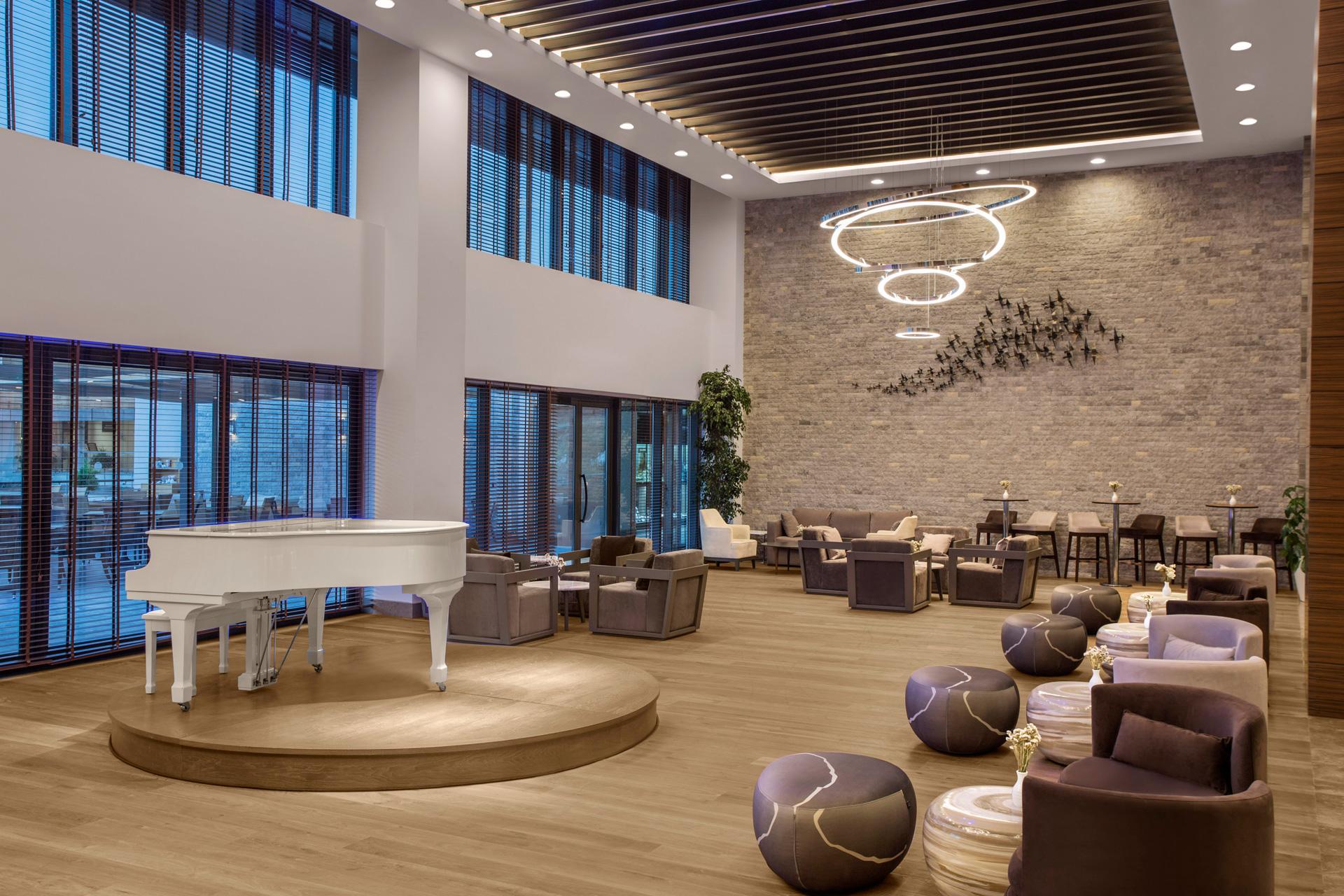 Barut Hotel Fethiye Sensatori | Lobby Lounge