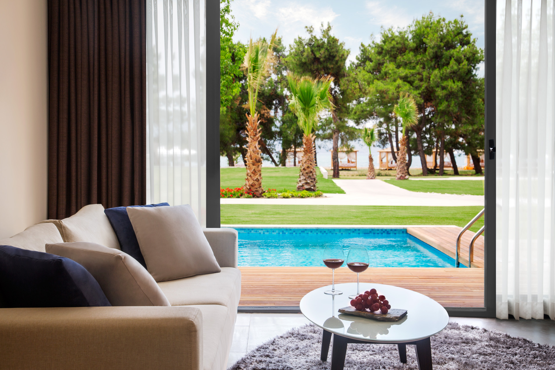Barut Hotel Fethiye Sensatori | Pool Suite