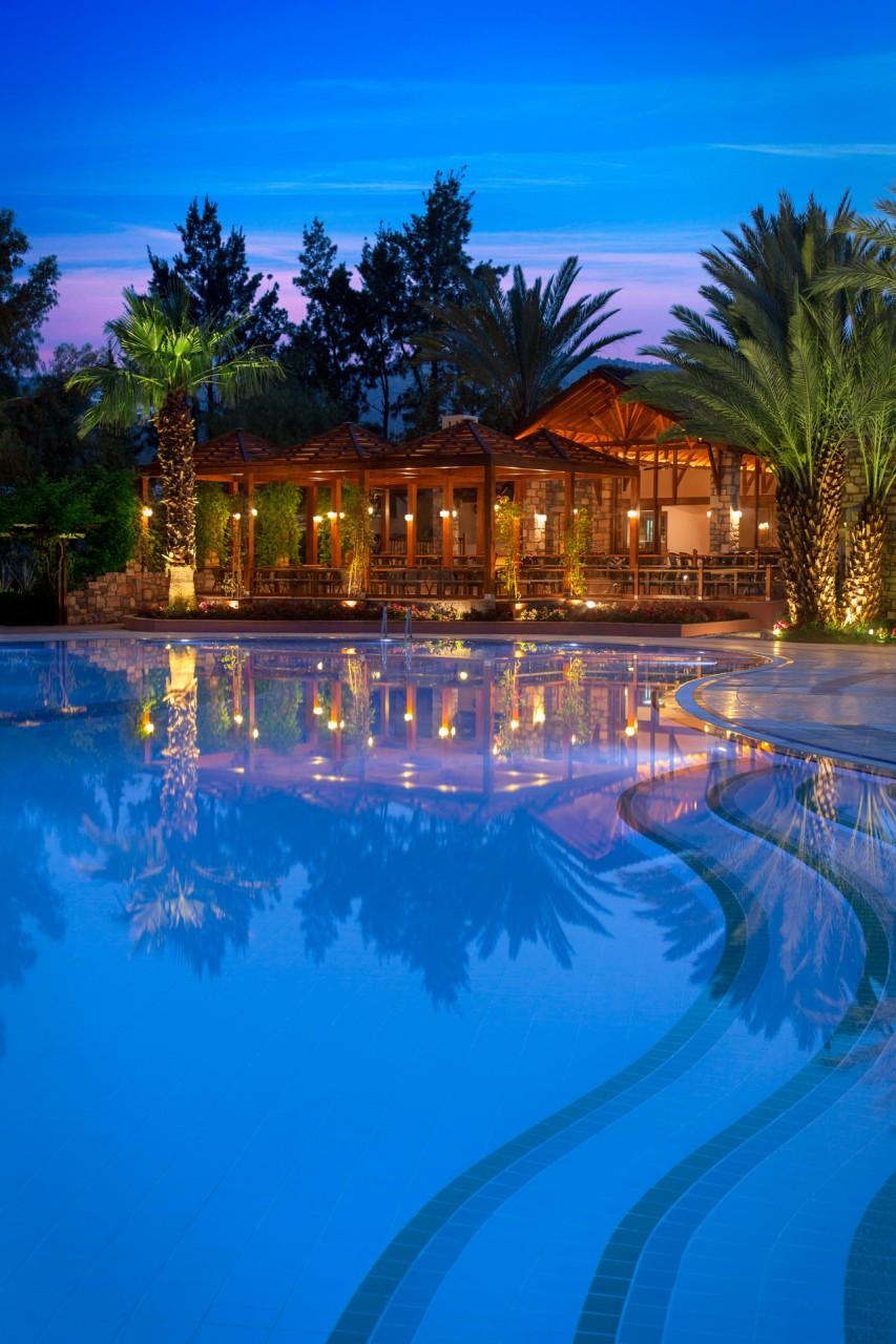 Divan Hotel Bodrum   Restaurant
