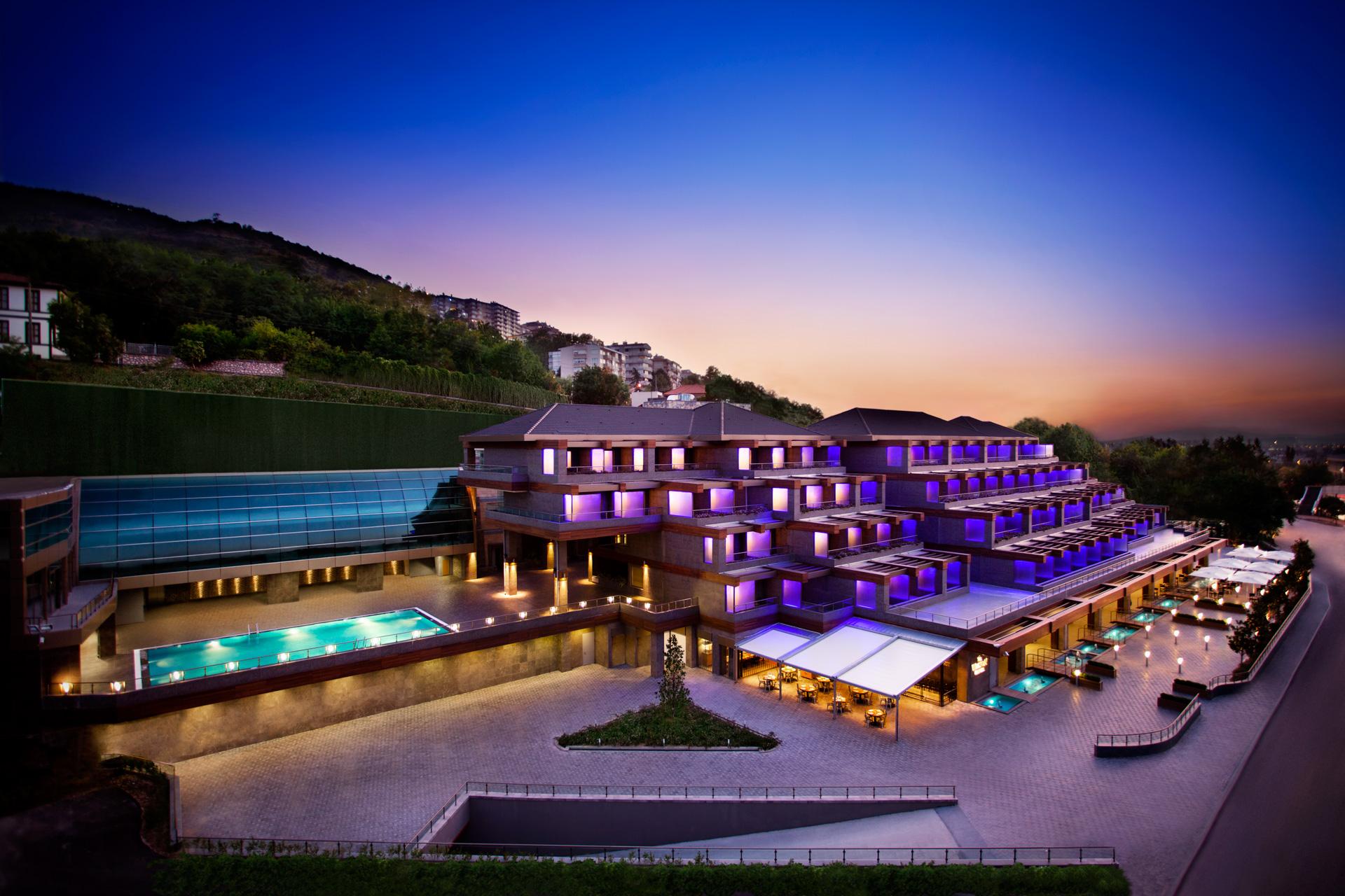 Divan Hotel Bursa | Exterior View