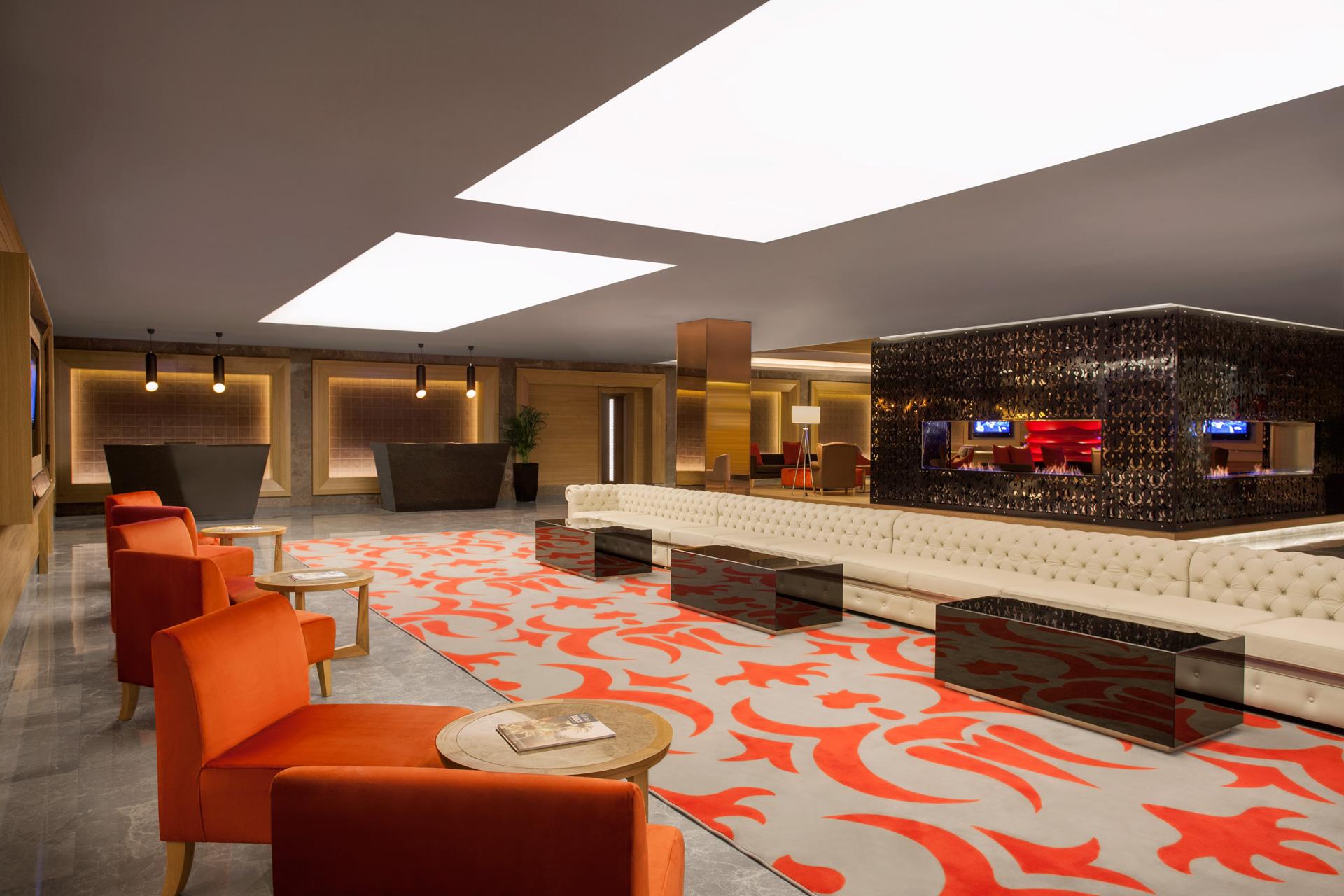 Divan Hotel Bursa | Lobby