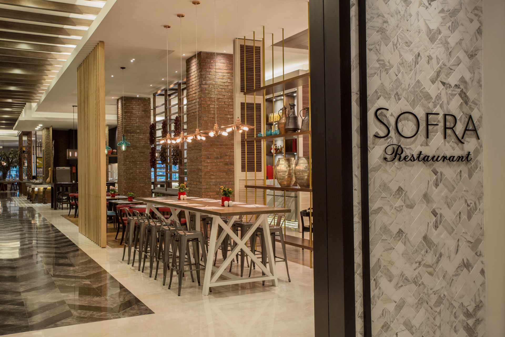 IC Green Palace | Sofra Restaurant