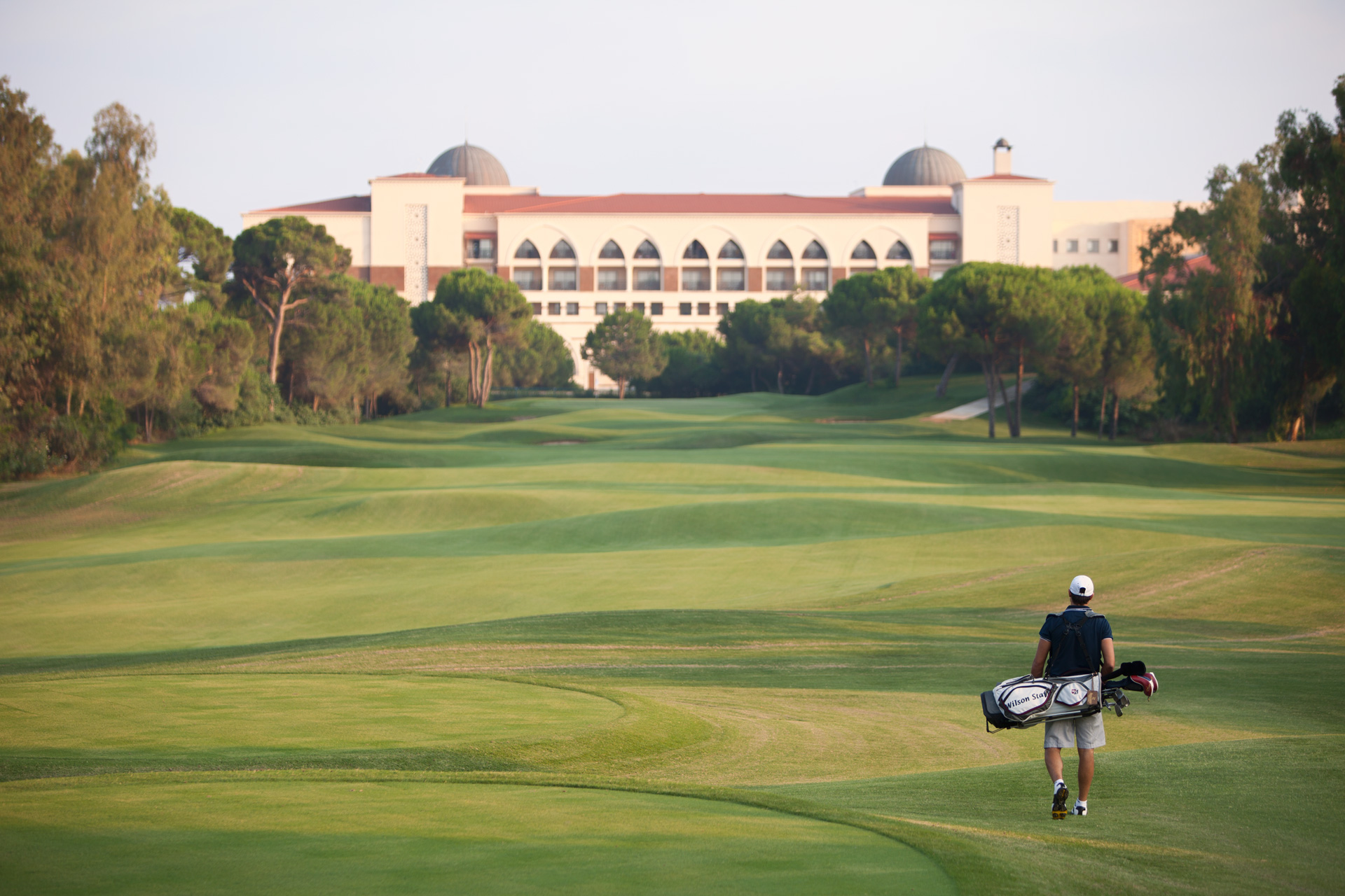 Kempinski Hotel The Dome | Golf