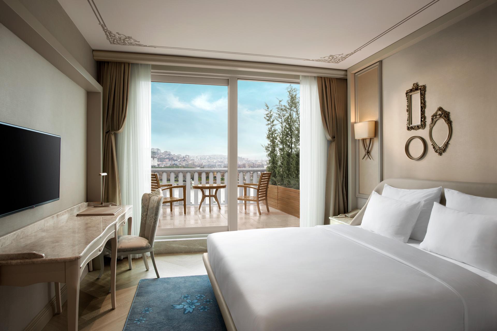 Lazzoni Hotel | Deluxe Room