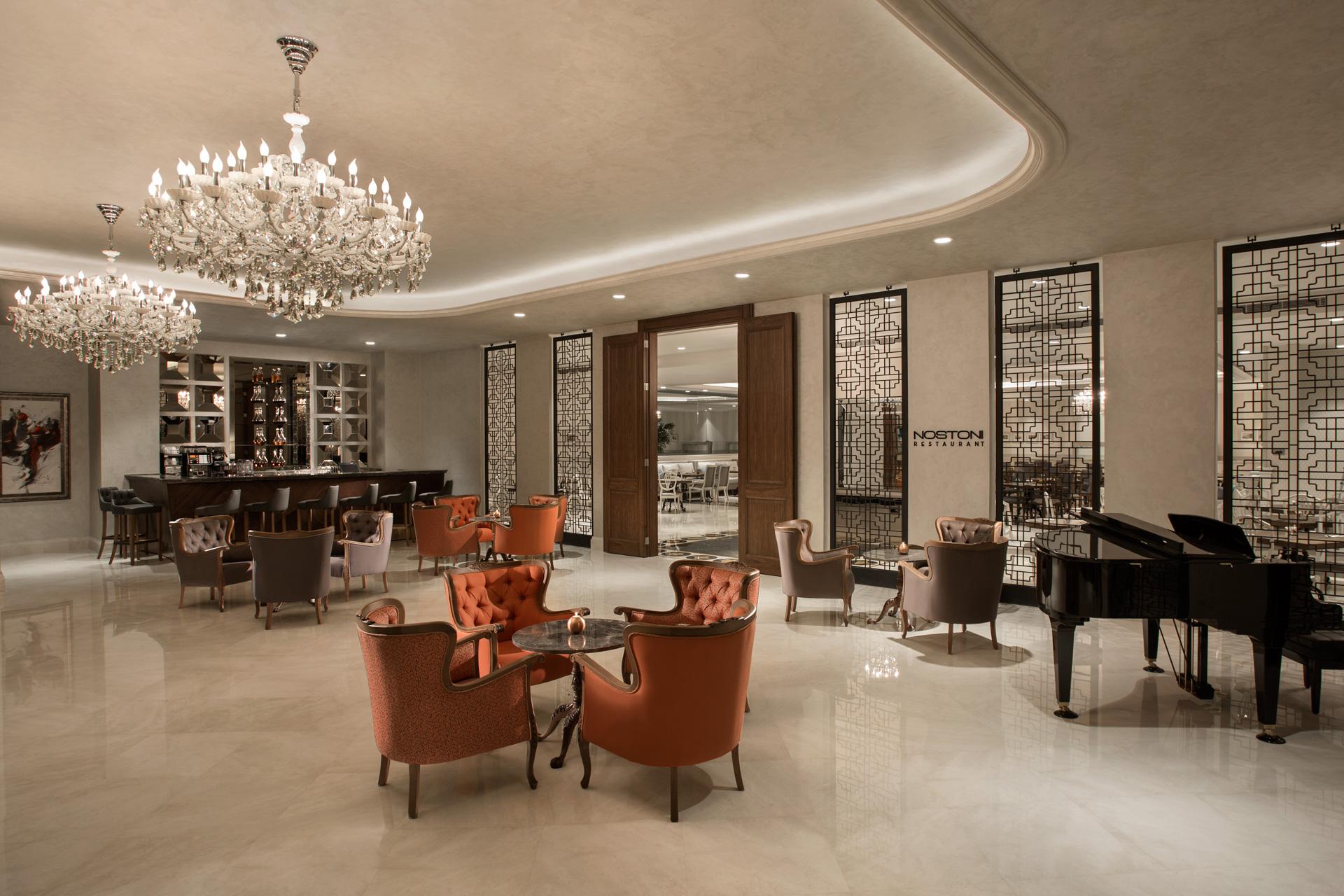 Lazzoni Hotel | Lobby Lounge