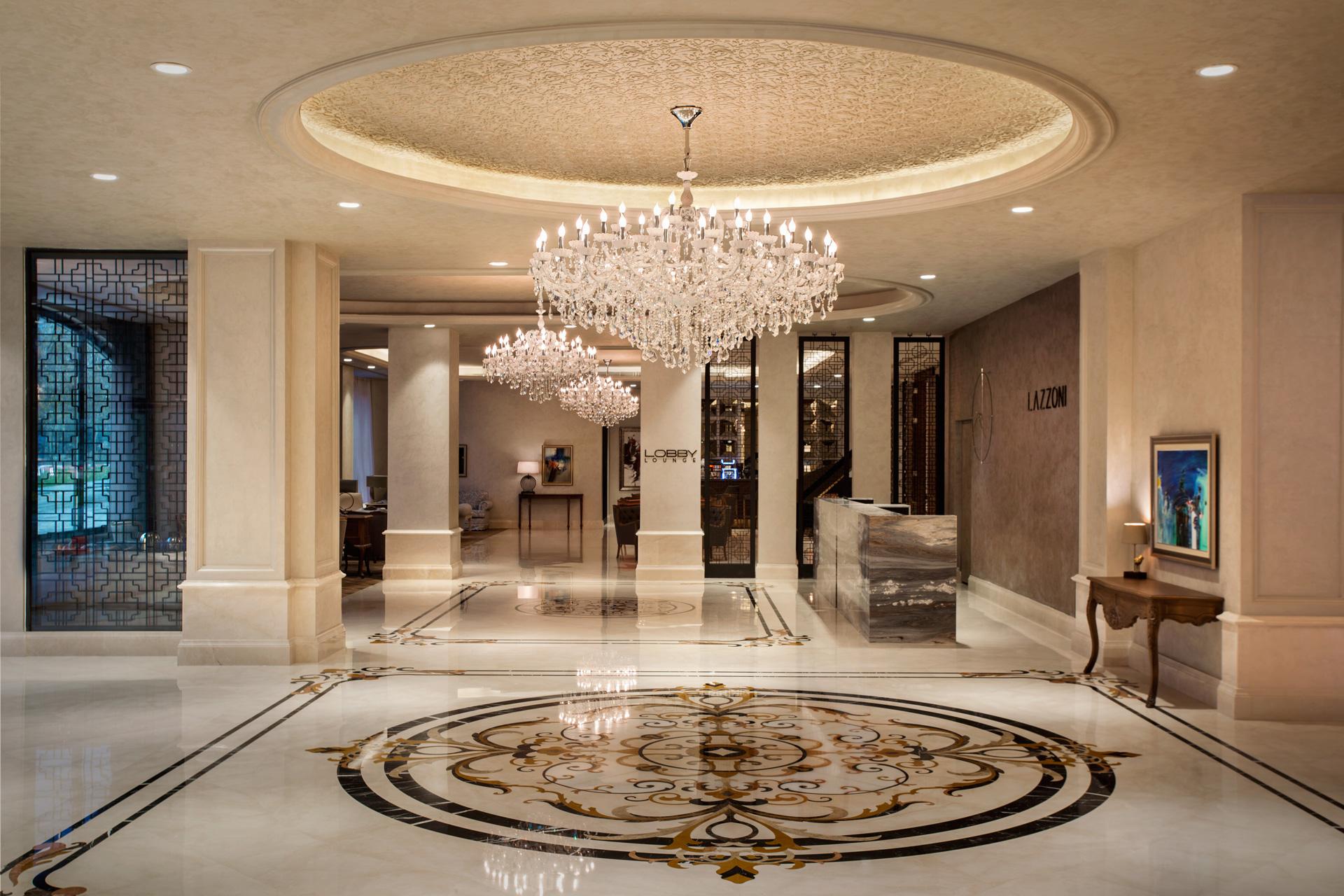 Lazzoni Hotel | Lobby