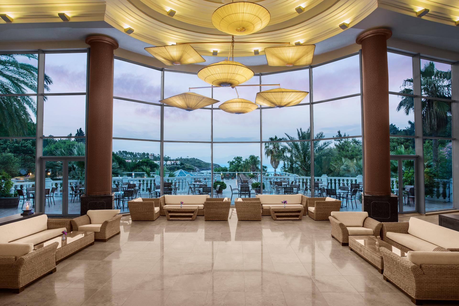Paloma Club Sultan | Lobby Lounge