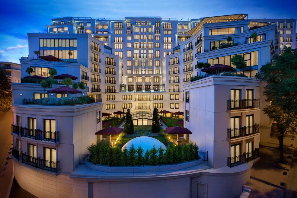 Park Bosphorus Istanbul Hotel Retouching