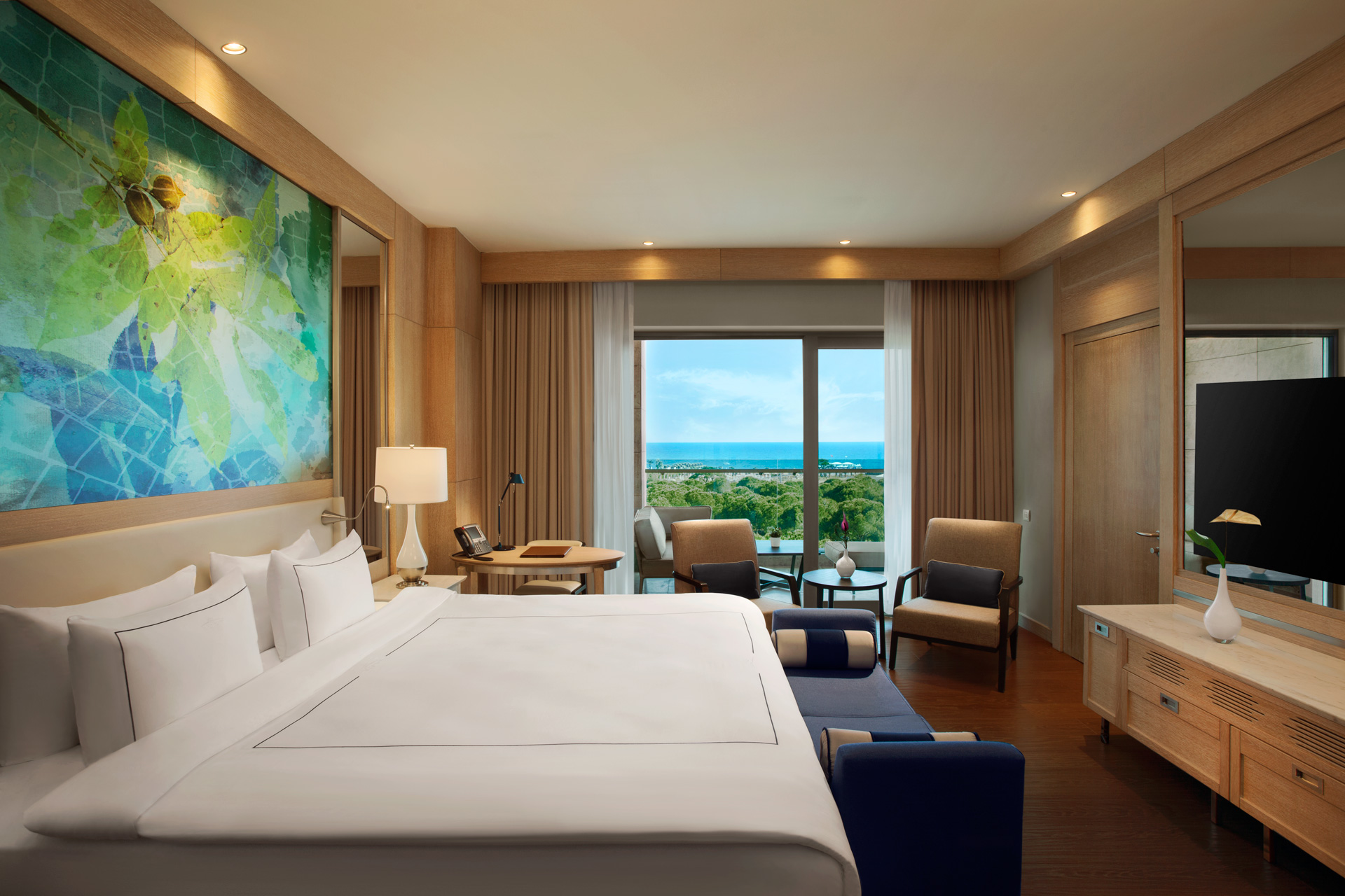 Regnum Carya Golf Resort | Senior Room