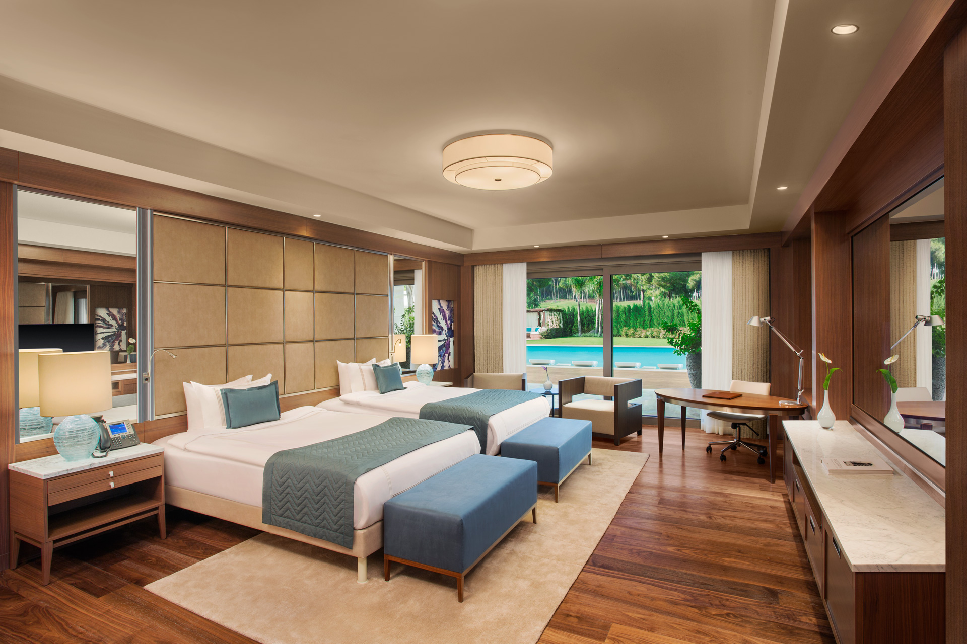Regnum Crown Villa | Twin Room