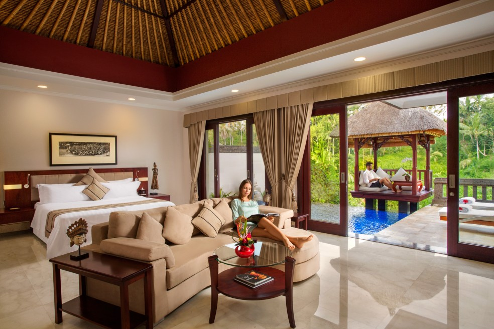 Viceroy Bali Hotel Retouching