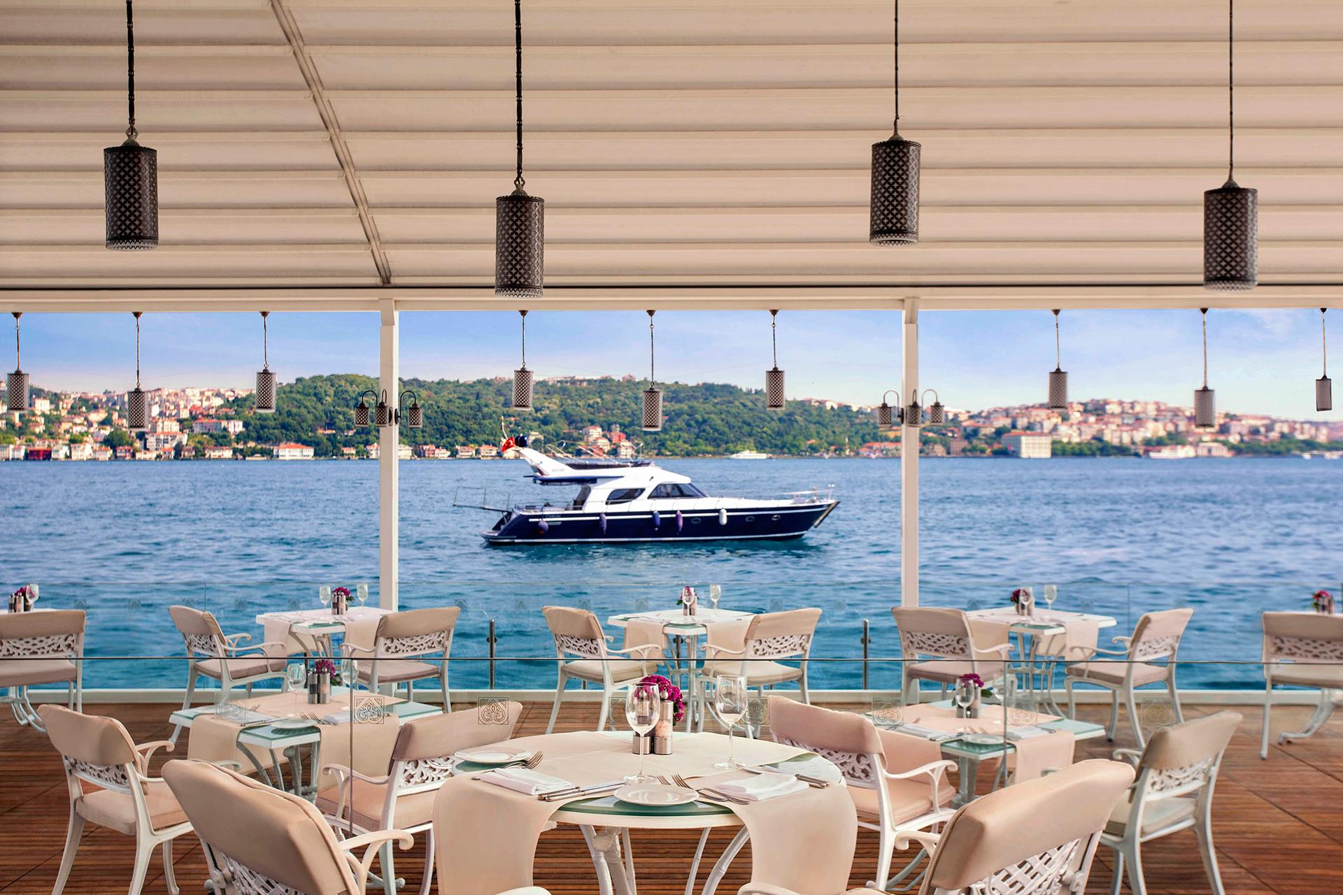 Ciragan Palace Kempinski Istanbul Hotel