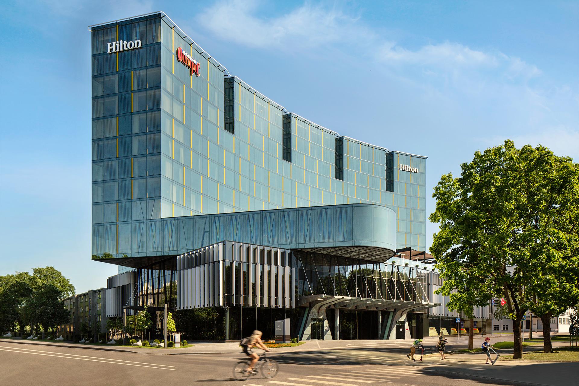 Hilton Tallin Park Hotel