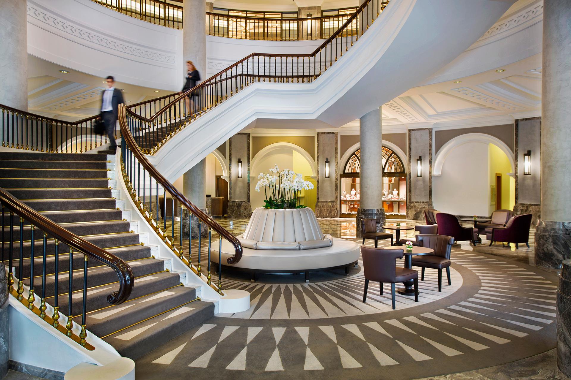Conrad Istanbul Bosphorus Hotel